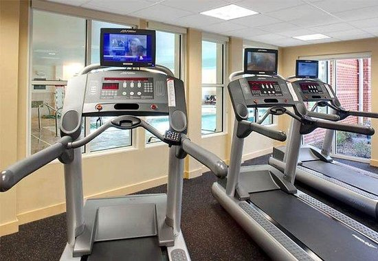 Residence Inn Baltimore Hunt Valley: Fitness Center