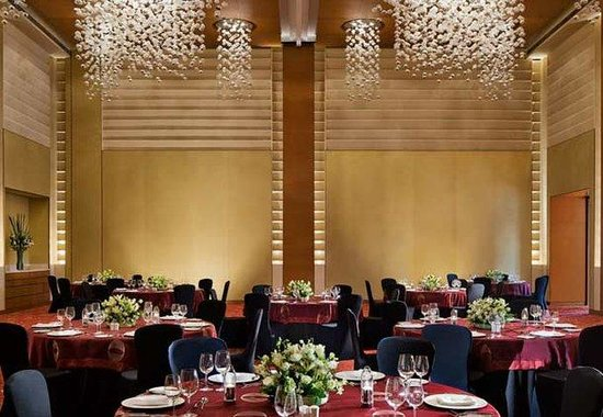 Courtyard by Marriott Mumbai International Airport: Banquet