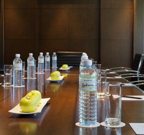 Radisson Hotel Brunei Darussalam: Meeting Facility