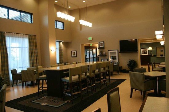 Manteca, Californien: Lobby