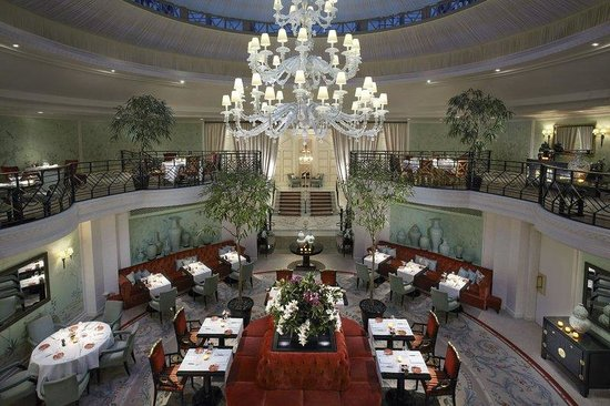 Shangri-La Hotel Paris: La Bauhinia All Day Dining