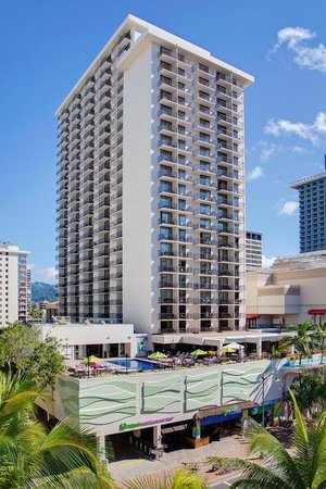 Photo of Holiday Inn Waikiki Beachcomber Resort Hotel Honolulu