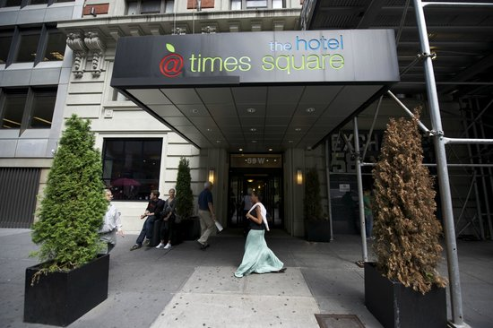 The Hotel at Times Square: Front Entrance