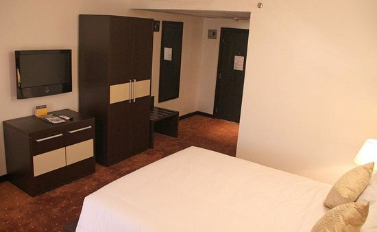 Ikeja, Nigeria: Business Plus Guest Room