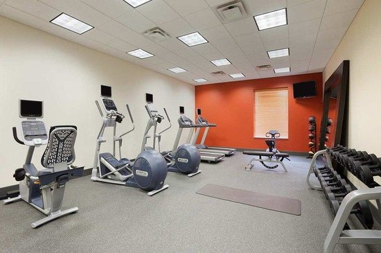 Hilton Garden Inn Edmonton International Airport: Fitness Center
