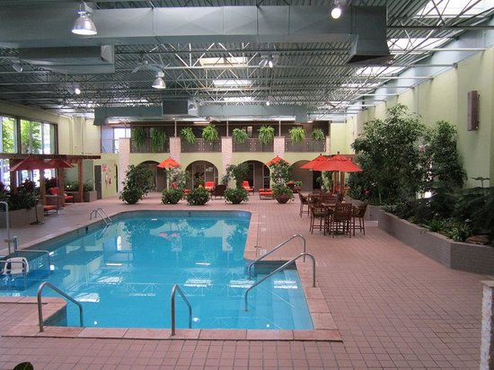 Holiday Inn Portsmouth Downtown: Swimming Pool