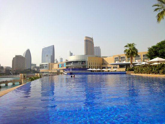 The Address Downtown Dubai : Pool