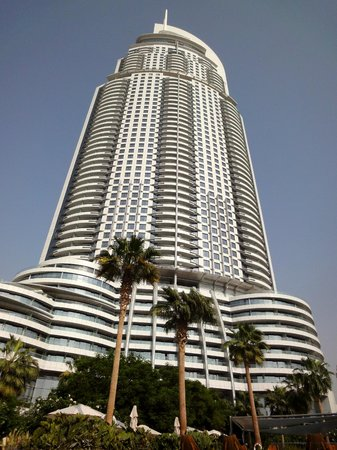 The Address Downtown Dubai: View of hotel