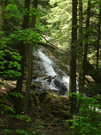Killington, VT: A lovely waterfall