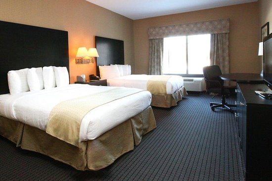 Holiday Inn Hotel & Suites St. Paul NE - Lake Elmo: Double Bed Guest Room