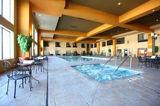 Holiday Inn Hotel & Suites St. Paul NE - Lake Elmo: Swimming Pool