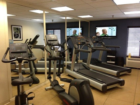 Holiday Inn Express Hunt Valley: Fitness Center