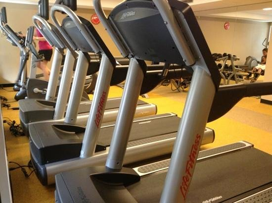 TownePlace Suites Mississauga-Airport Corporate Centre: Gym