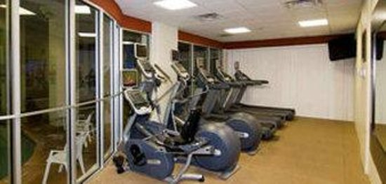 El Paso Suites Hotel: Fitness Center
