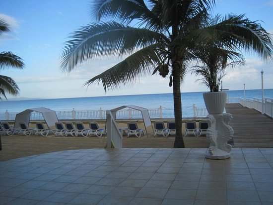 Royal Decameron Montego Beach: One of the beaches