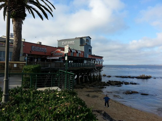 Spindrift Inn: Monterey