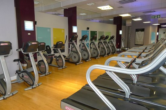 Marriott London County Hall: Fitness Center
