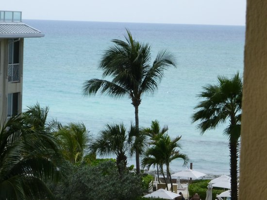 Marriott Grand Cayman Beach Resort: &quot;View&quot; from room