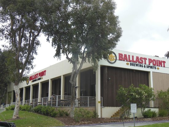 Ballast Point Brewing & Spirits