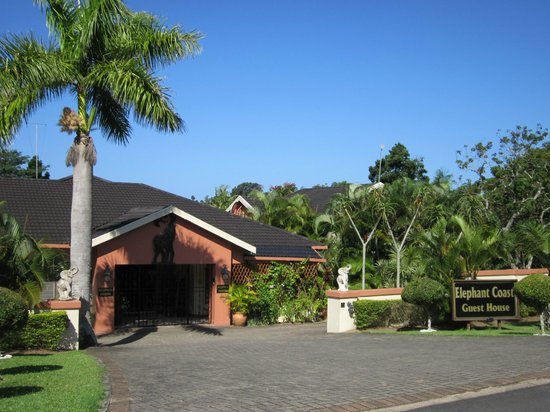 Elephant Coast Guest House: front of b&amp;b