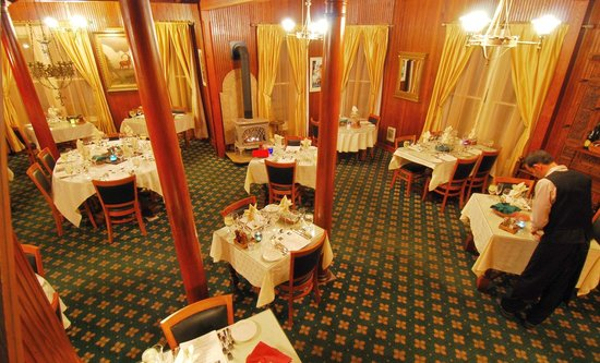 Seaview, WA: Shelburne Restaurant Dining Room