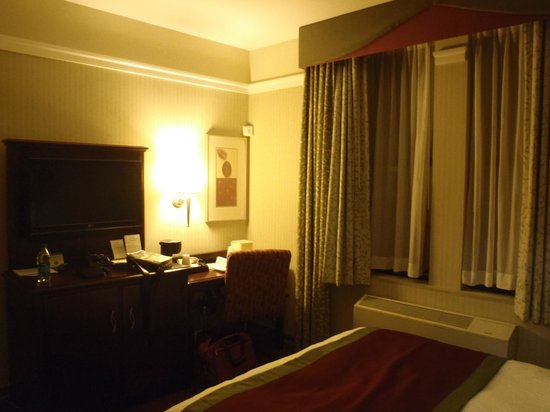 The Hotel at Times Square: Sufficient room