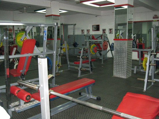 Blue Sea St George's Park & La Vallette Resorts: Well equiped gym