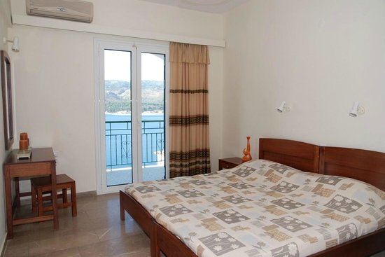 Samos Town, Griechenland: bedroom