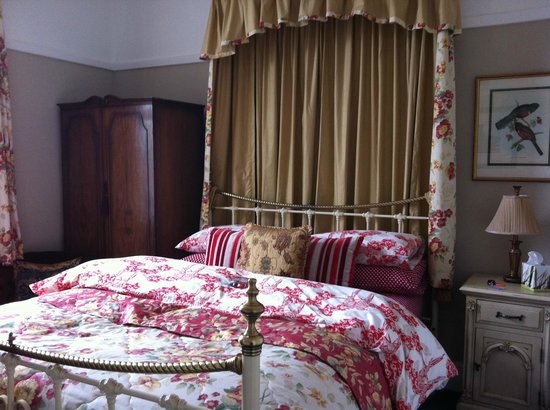Somerset, UK: Our lovely room