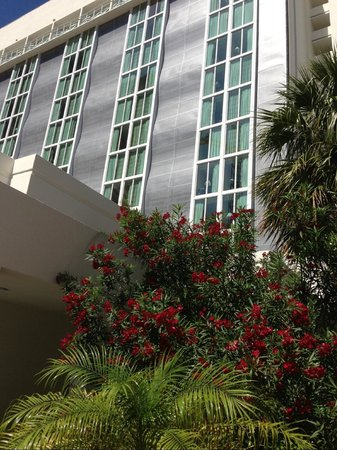 Courtyard by Marriott Miami Downtown: Front of renovated exterior