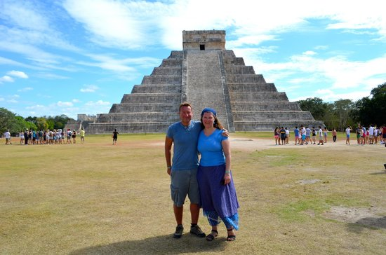 The Royal Sands : Chichen Itza day trip
