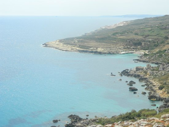 Qala, Malta: Gozo View