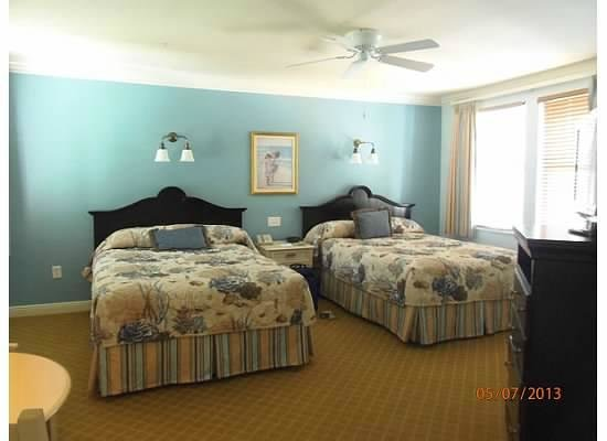 Disney&#39;s Old Key West Resort: 2nd Bedroom