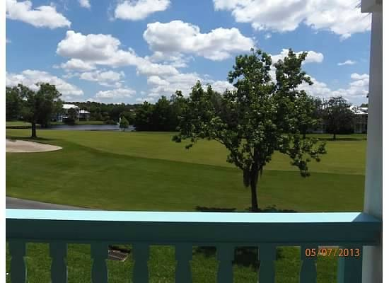 Disney&#39;s Old Key West Resort: View of golf course