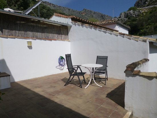 Molino del Santo: Room 6 terrace
