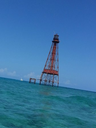Key Colony Beach, FL: lighthouse