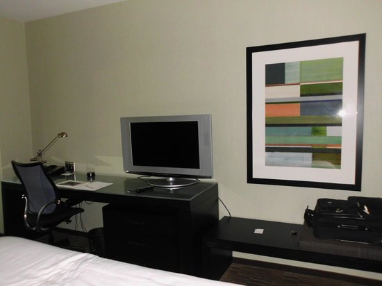 The Westin New York at Times Square : Elegantly Appointed Room