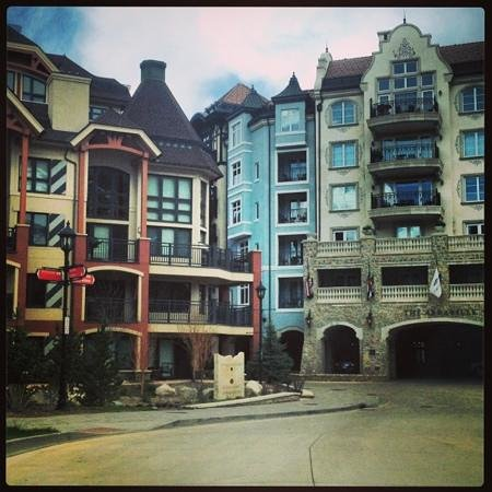 Arrabelle at Vail Square, A RockResort: exterior