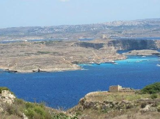 Qala, Malta: View from balcony