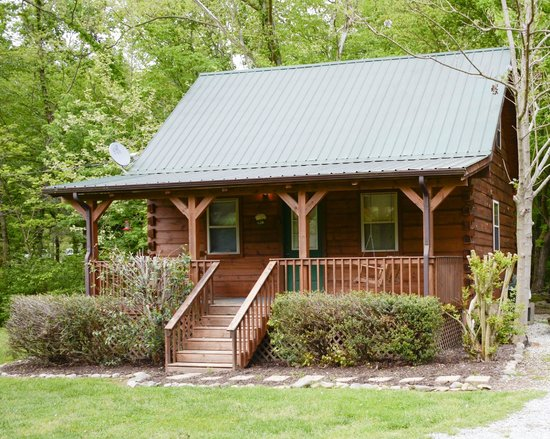 Cosby Creek Cabins: Jon's Pond Cabin