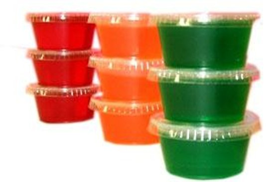 Tomball, Teksas: Jello Shots for fun nights!