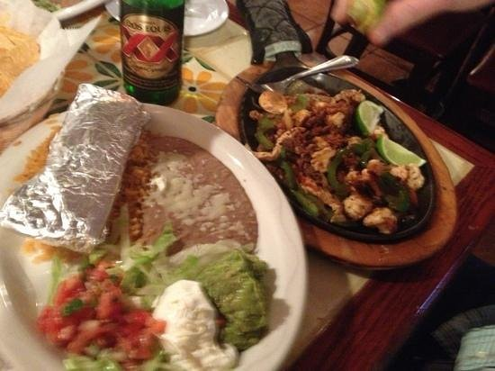 Atoka (TN) United States  city images : Partial menu Picture of Casa Mexicana, Atoka TripAdvisor