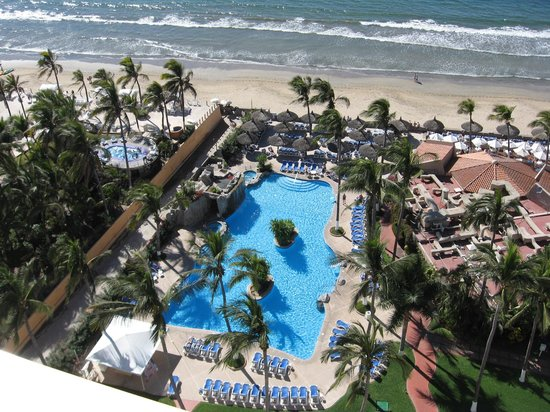 The Inn at Mazatlan: the view from all rooms