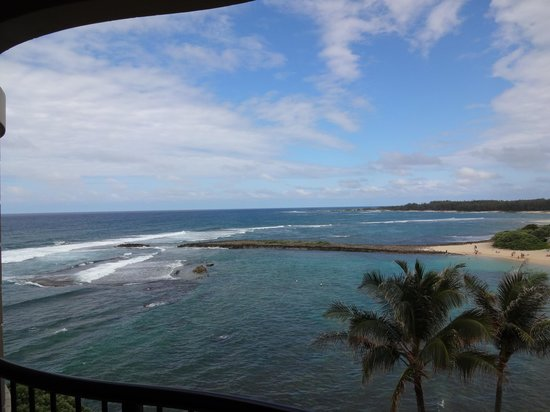 Turtle Bay Resort: View from room