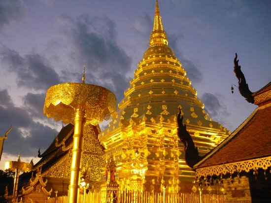 Wat Phra That Doi Suthep - Picture of Wat Phra That Doi Suthep, Chiang Mai - ...