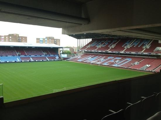 West Ham United Hotel: Add a caption
