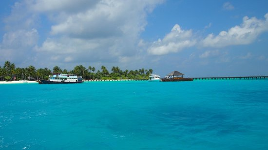 Iru Fushi Beach & Spa Resort: Wow