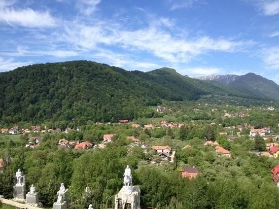 Bran, Romania: stunningly beautiful