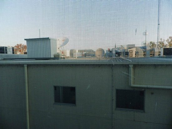 Albury, Australien: View from 2nd floor apartment
