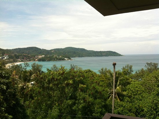 Avista Phuket Resort &amp; Spa : Balcon 